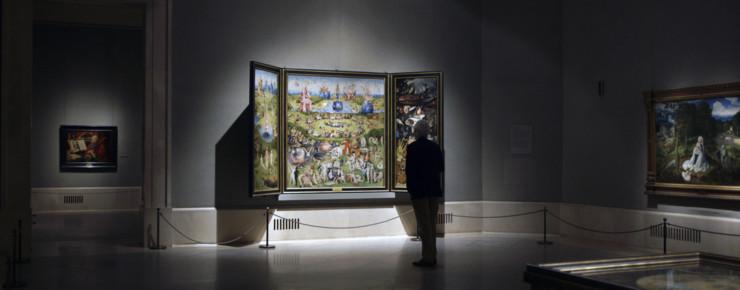 Trailer: Hieronymus Bosch - The Garden of Dreams