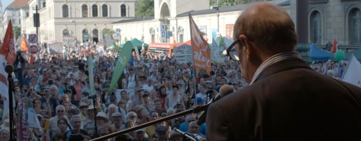 Bande-annonce: Jean Ziegler - L'optimisme de la volonte