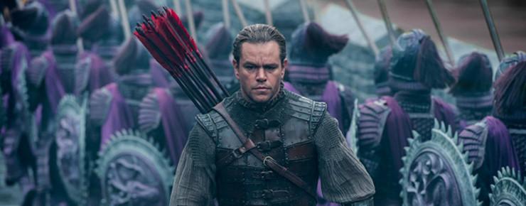 Trailer: Matt Damon in «The Great Wall»