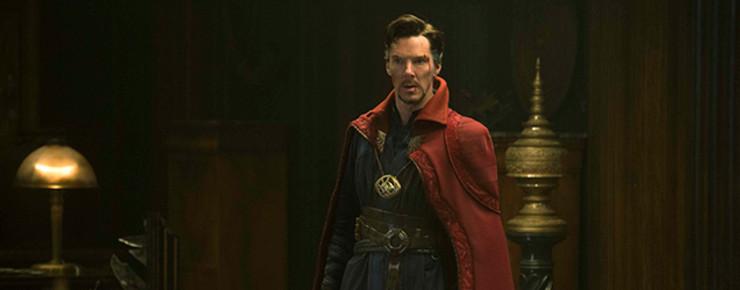 Wettbewerb: «Doctor Strange» mit Benedict Cumberbatch