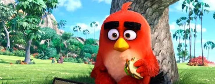 Interview : Angry Birds : Jason Sudeikis campe la voix de Red !