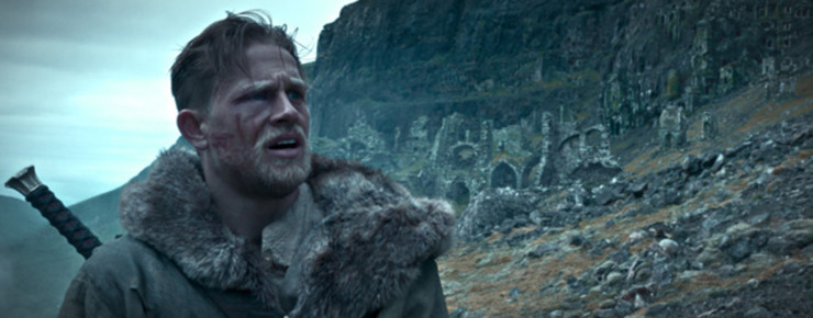 Bande-annonce: Charlie Hunnam et Jude Law dans le nouveau Guy Ritchie - King Arthur: Legend of the Sword