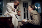 Bad Lieutenant: Port of Call New Orleans (2009) - Nicolas Cage, Xzibit