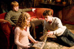 Harry Potter and the Half-Blood Prince (2009) - Emma Watson, Rupert Grint, Daniel Radcliffe