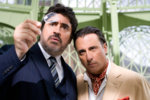 The Pink Panther 2 (2009) - Alfred Molina, Andy Garcia