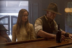 Cowboys and Aliens (2011) - Daniel Craig, Olivia Wilde