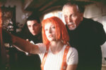 The Fifth Element (1997) - Ian Holm, Milla Jovovich