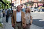 You Will Meet a Tall Dark Stranger (2010) - Anthony Hopkins, Naomi Watts
