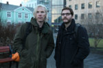 The Fifth Estate (2013) - Daniel Br�hl, Benedict Cumberbatch