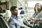 The Bone Collector (1999) - Denzel Washington, Queen Latifah - Washington, Queen Latifah