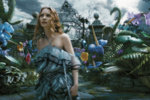 Alice in Wonderland (2010) - Mia Wasikowska