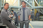 Escape Plan  (2013) - Arnold Schwarzenegger, Sylvester Stallone