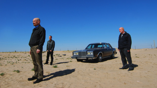 Breaking Bad - 5. Staffel mit Finale