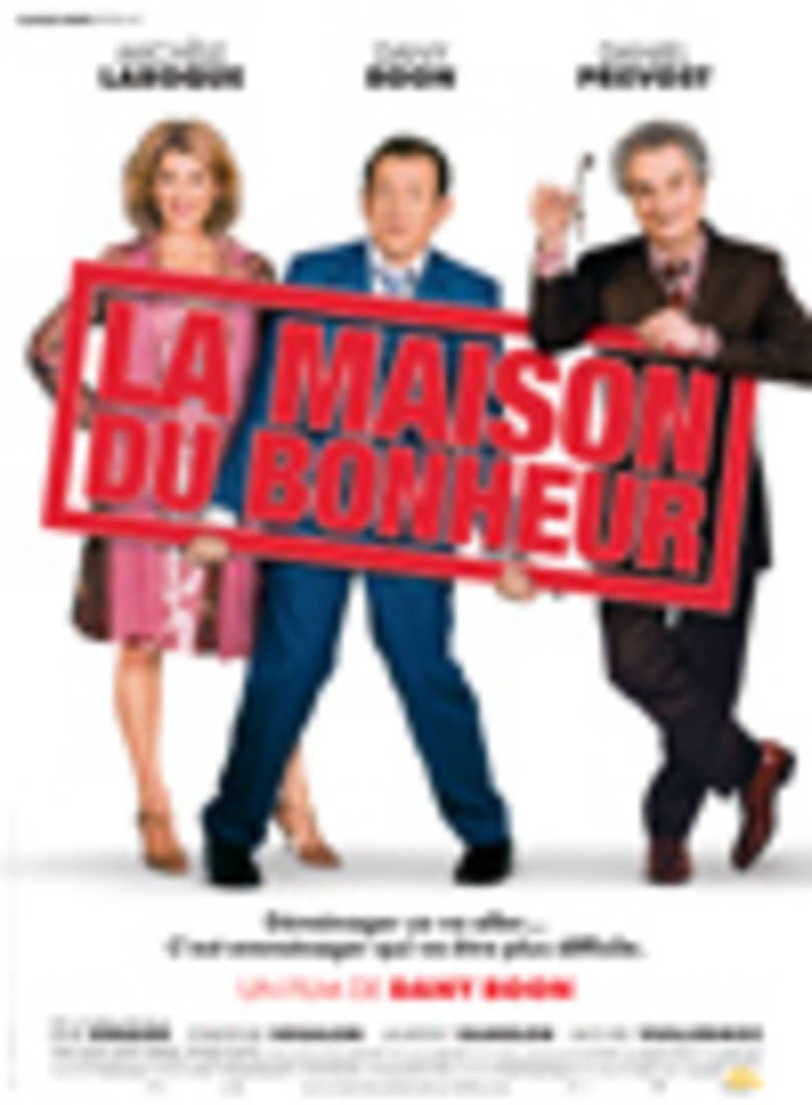 Film la maison du bonheur cineman for Acheteur maison du monde