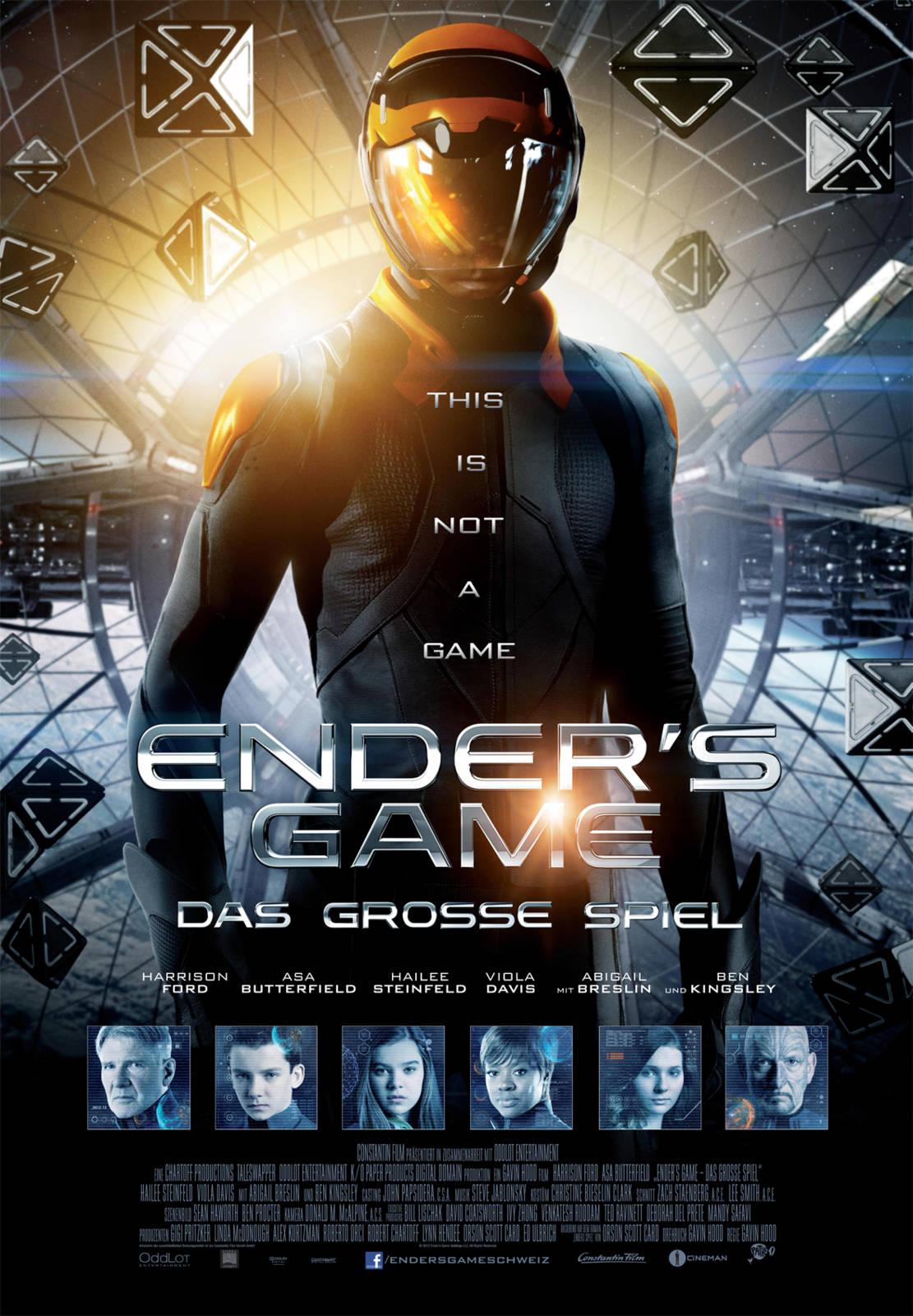 EnderS Game Ganzer Film Deutsch