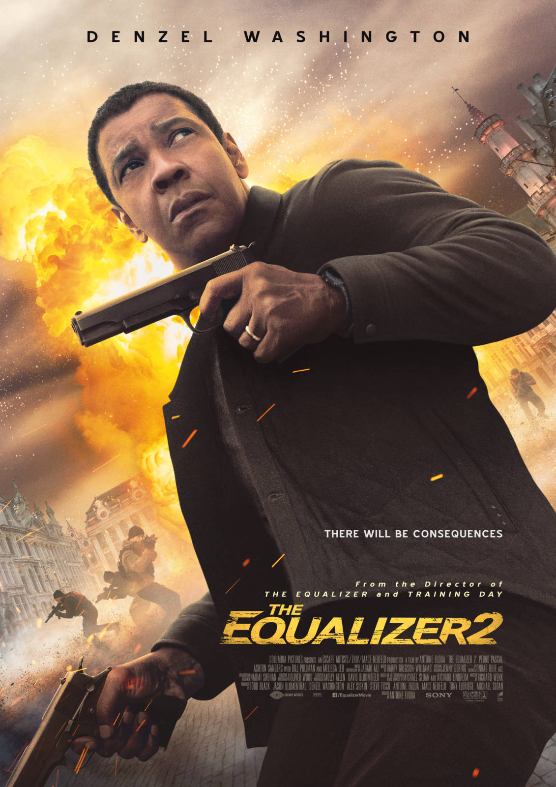 The Equalizer 2 Streamcloud