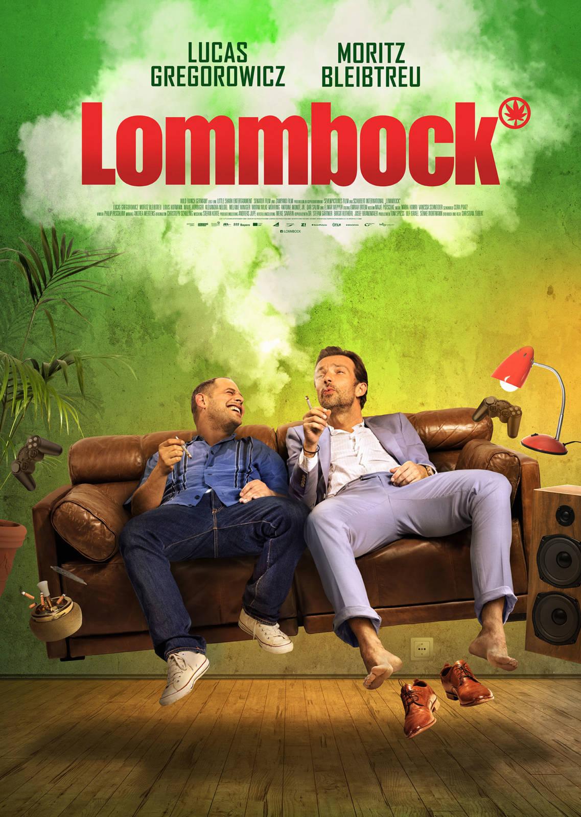 Netflix Lammbock