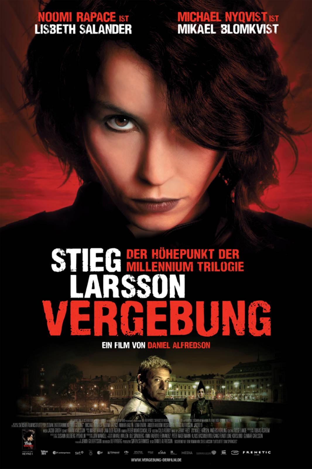 Vergebung Stieg Larsson Film