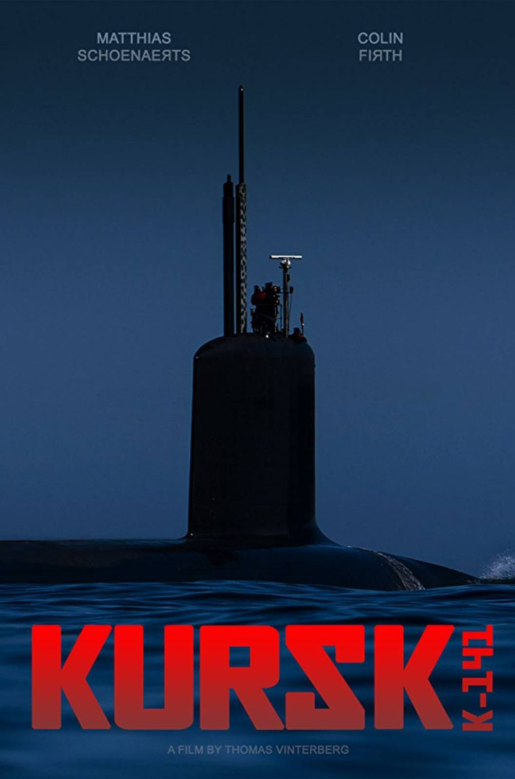 Movie Kursk - Cineman