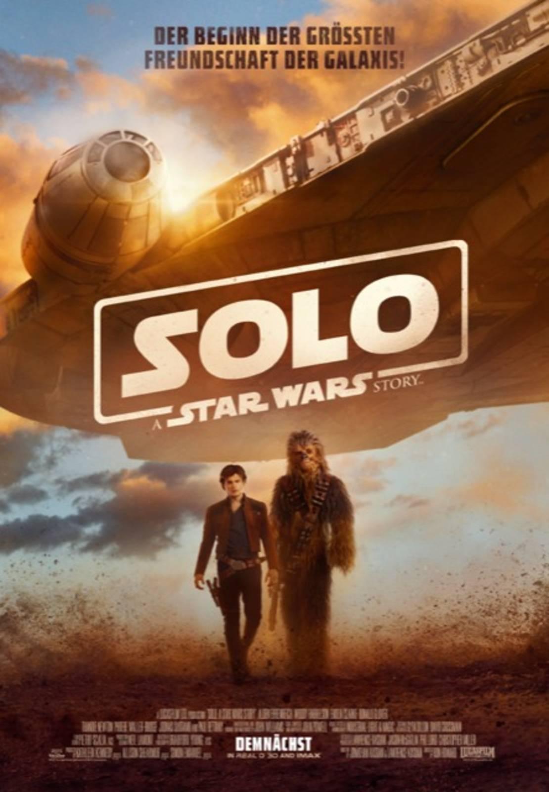 Film Solo A Star Wars Story Cineman