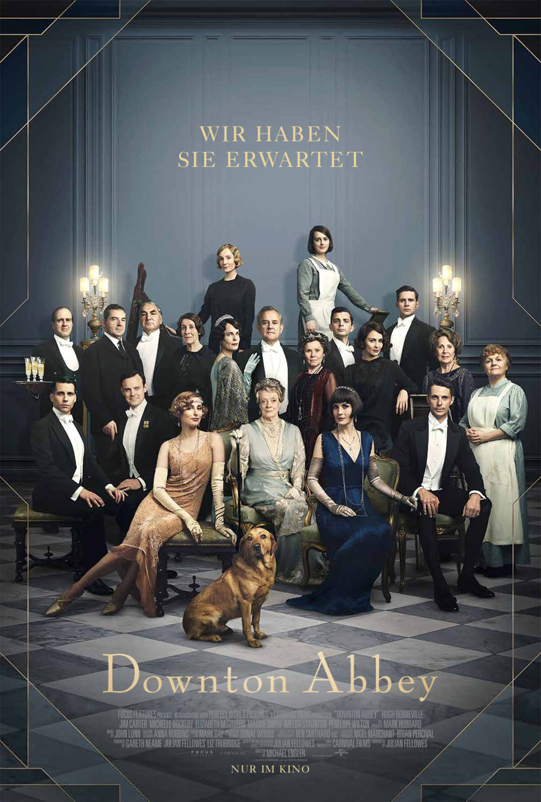 Downton Abbey Box Deutsch