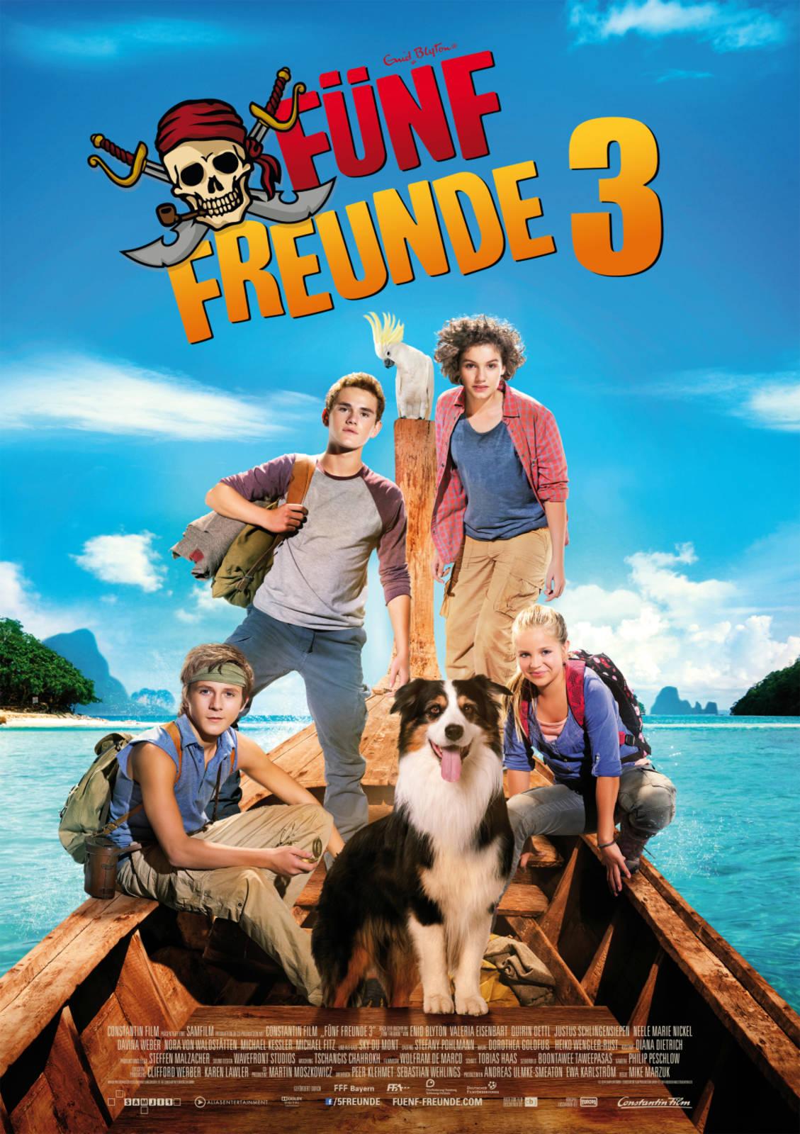 5 Freunde Film