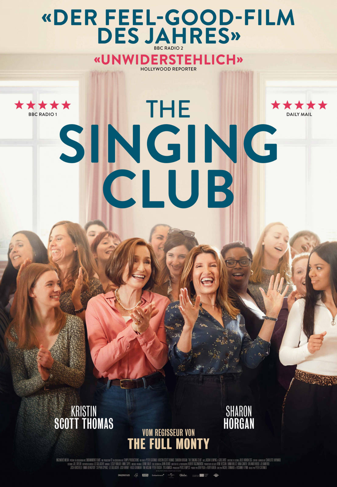 The Singing Club Cover