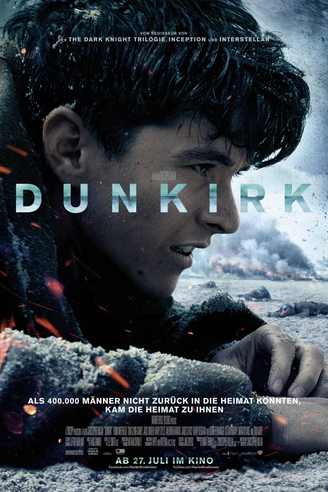 Dunkirk Kinostart