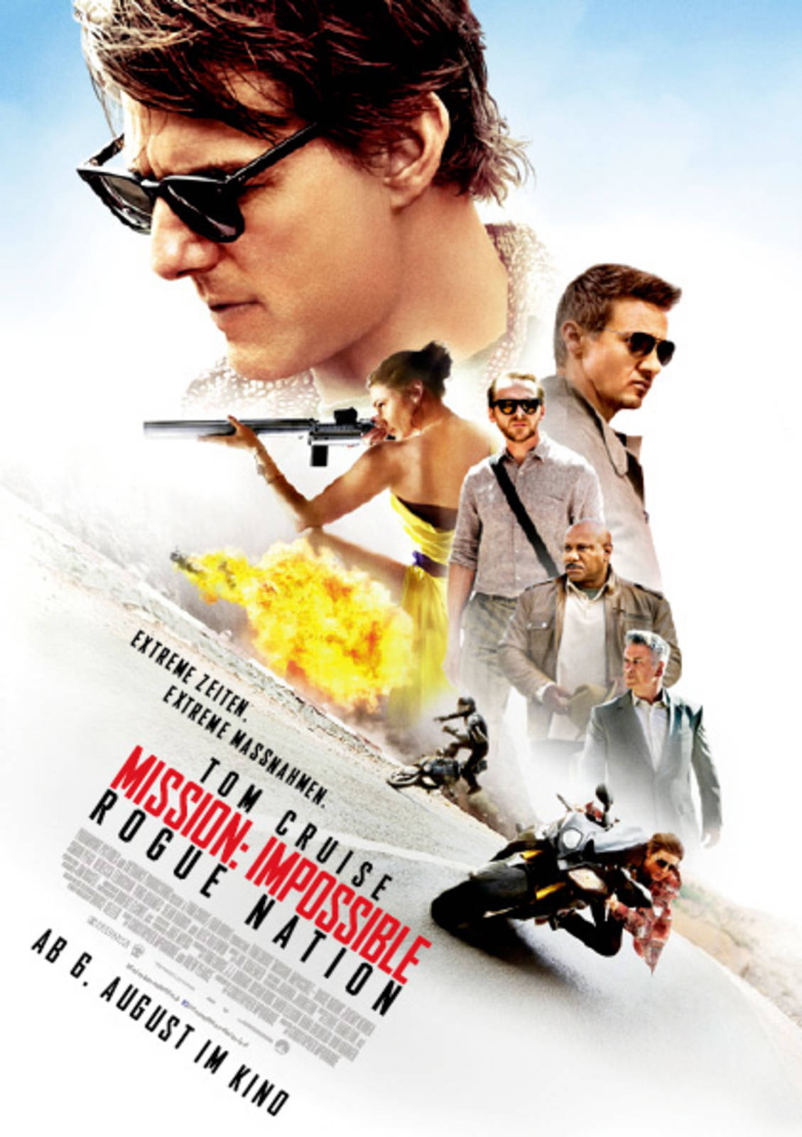 Movie Mission: Impossible - Rogue Nation - Cineman