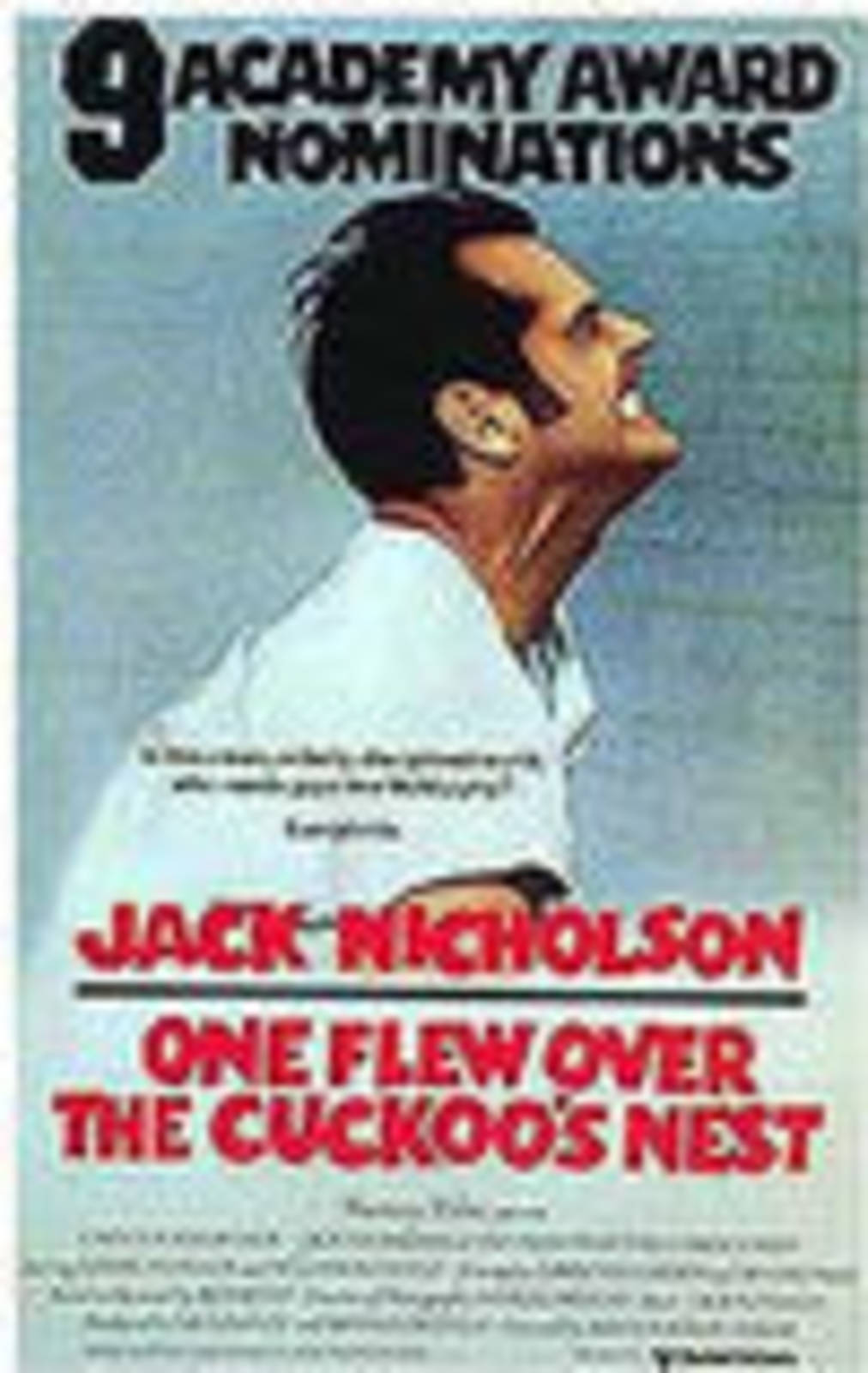 Movie one flew over the nest