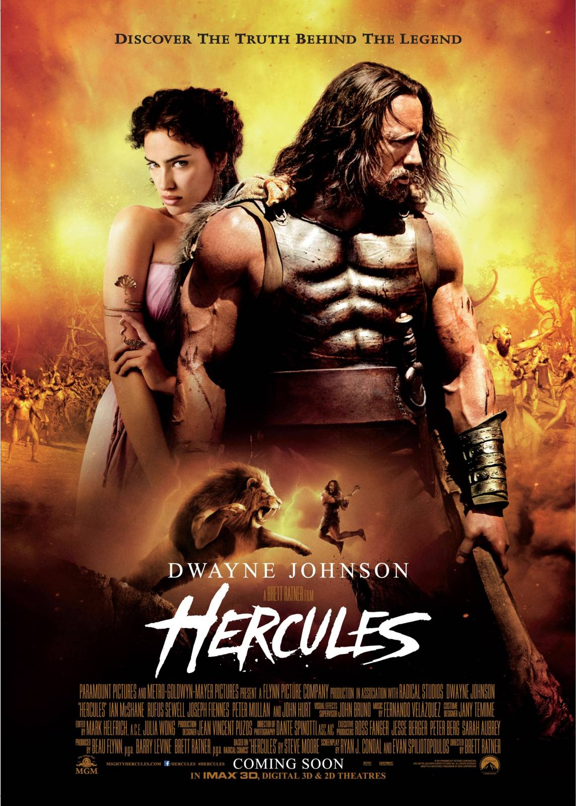 Fashion style Movie hercules cover photo for woman