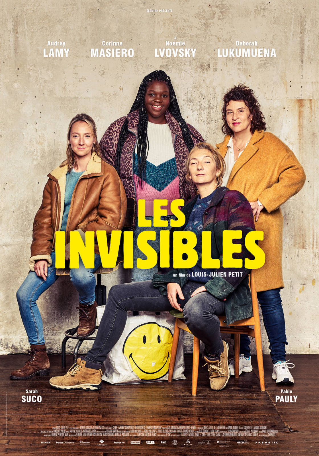 Movie Les Invisibles - Cineman