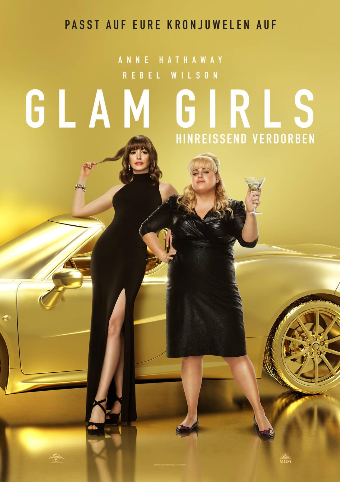Glam Girls – Hinreißend Verdorben
