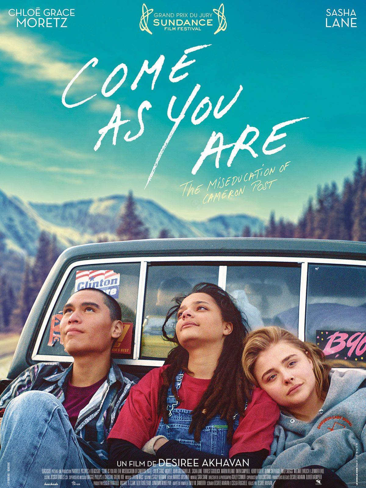 Movie The Miseducation Of Cameron Post Cineman