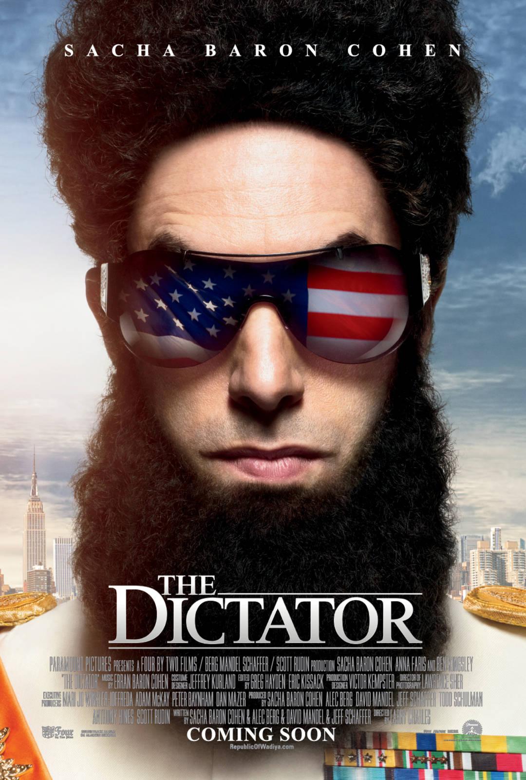 """Résultat de recherche d'images pour """"The dictator"""""""