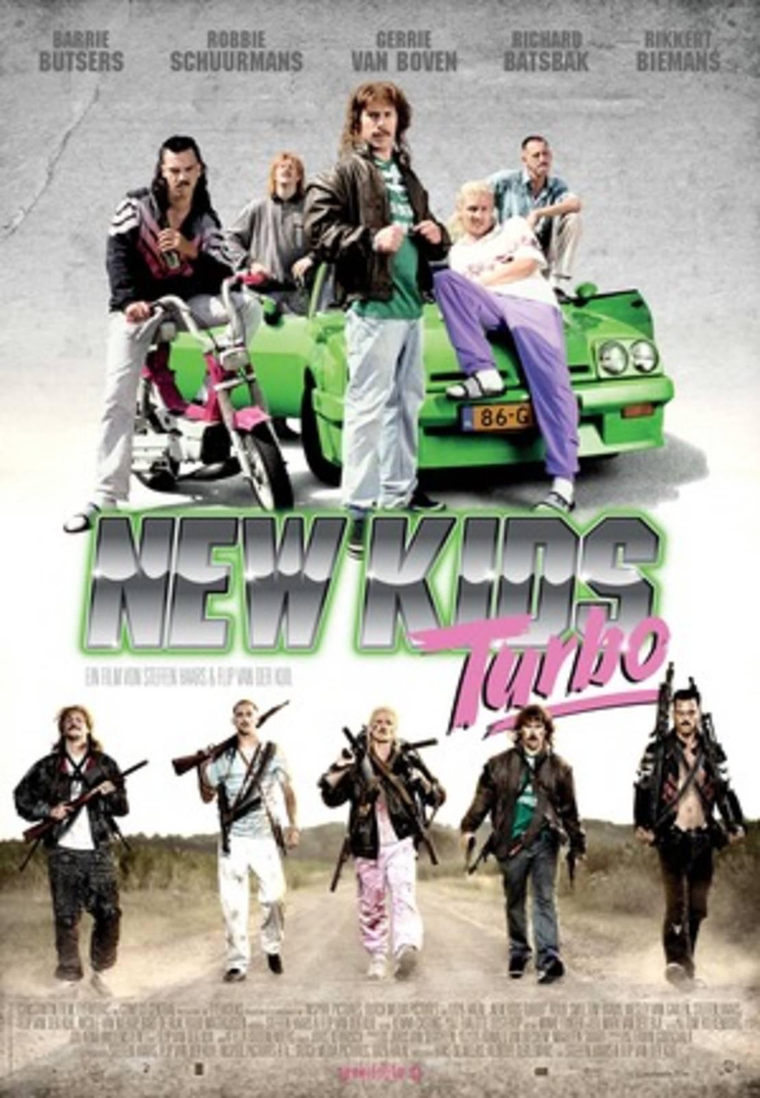 Filme Wie New Kids