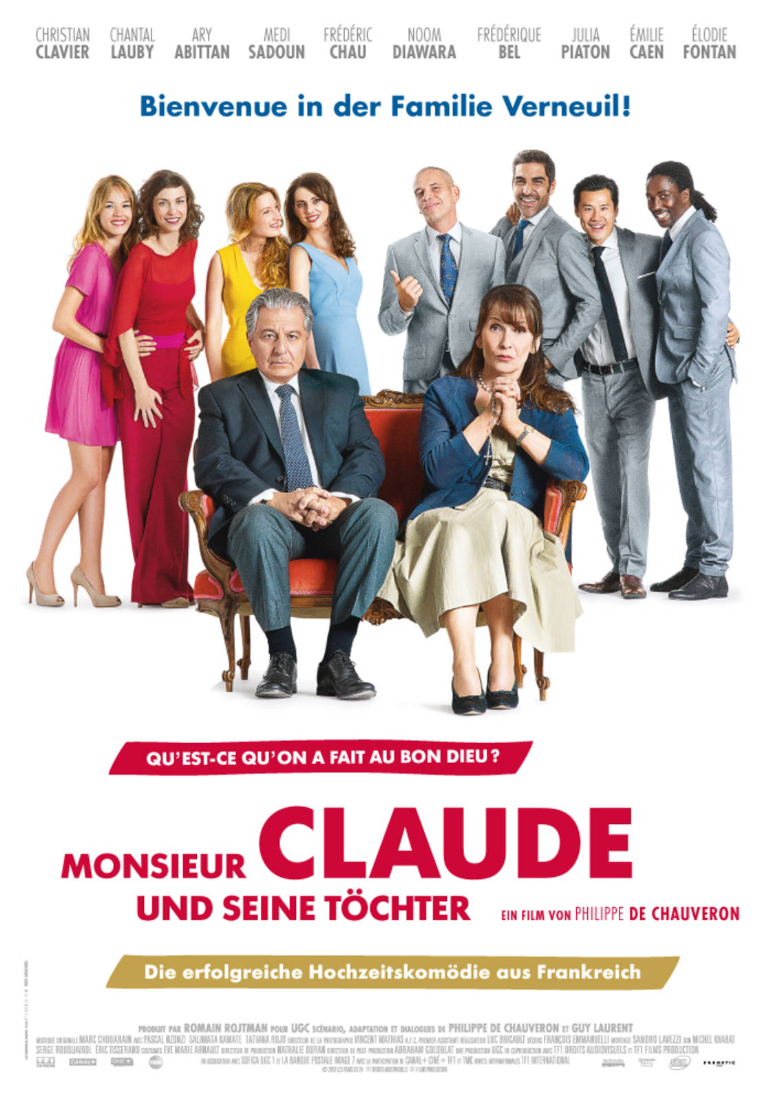 Monsieur Claude 2 Trailer Deutsch