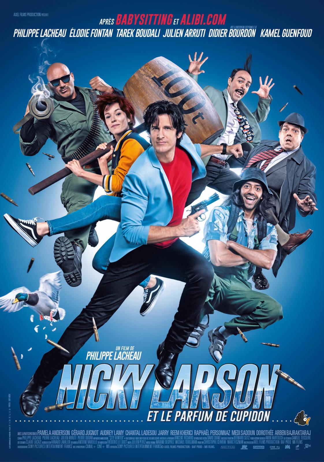 Movie Nicky Larson Et Le Parfum De Cupidon Cineman