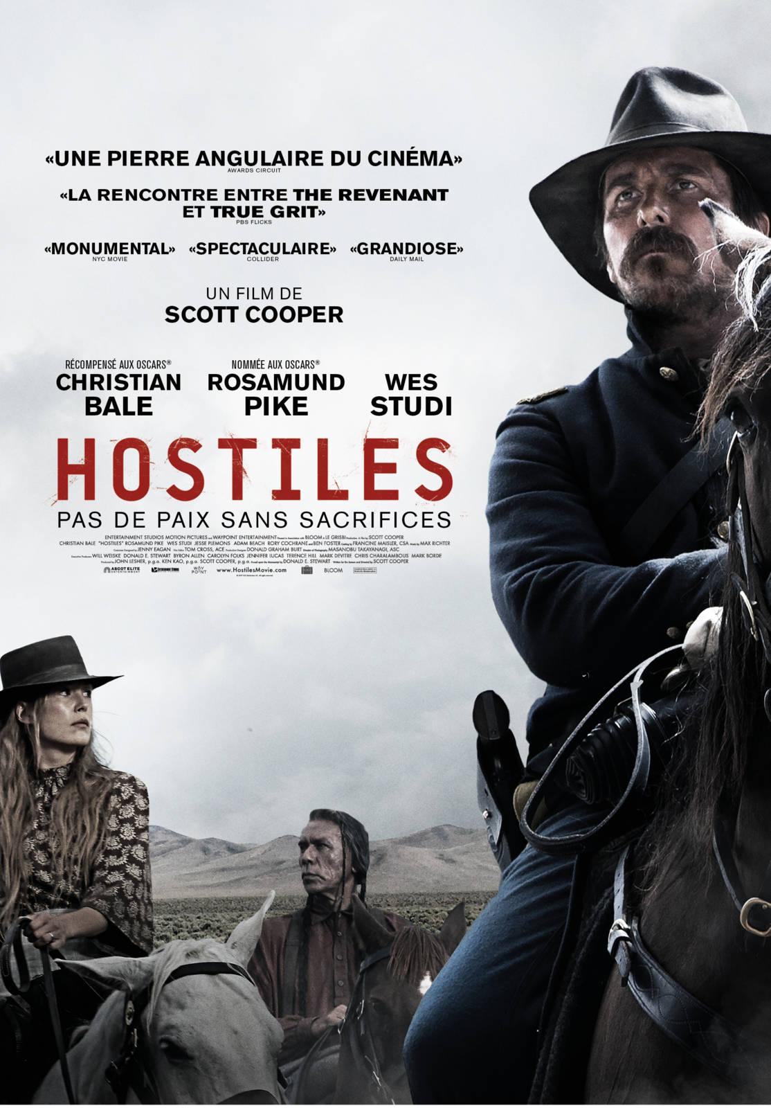 Hostiles Kino