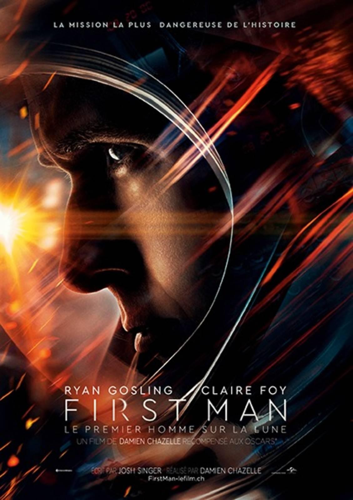 First Man Film