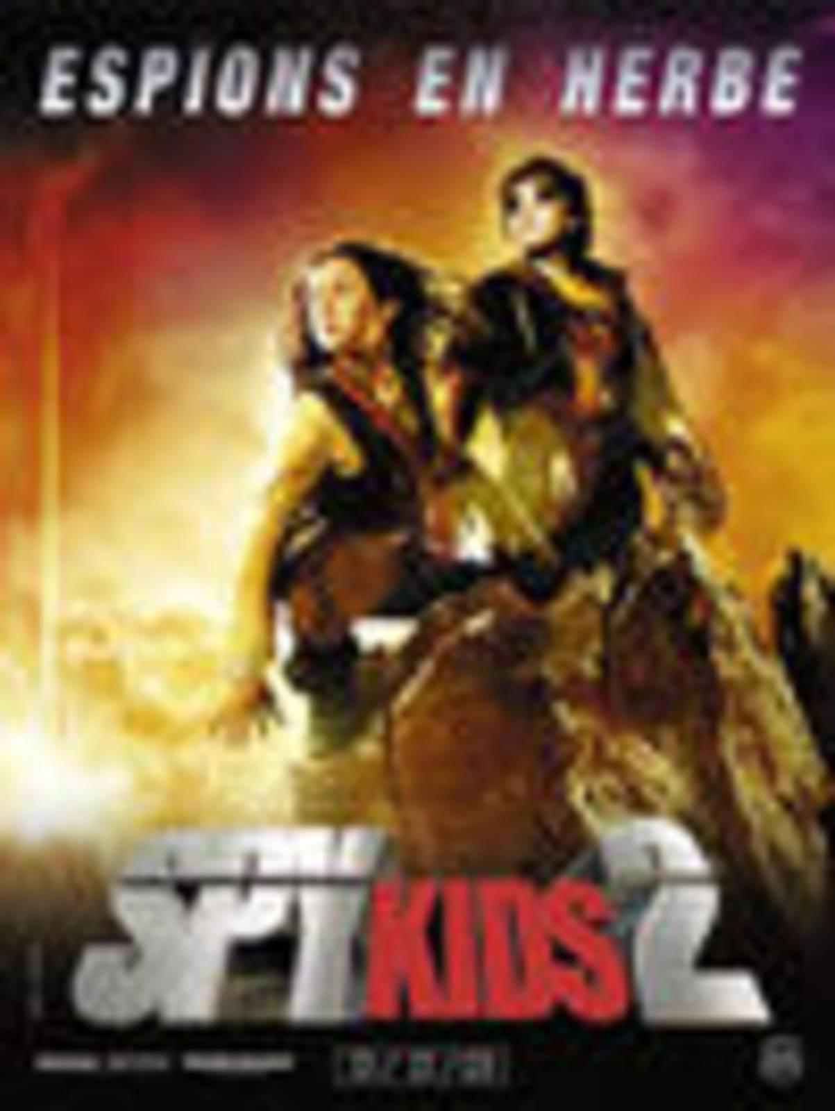 Spy Kids 2 – Die Rückkehr Der Superspione