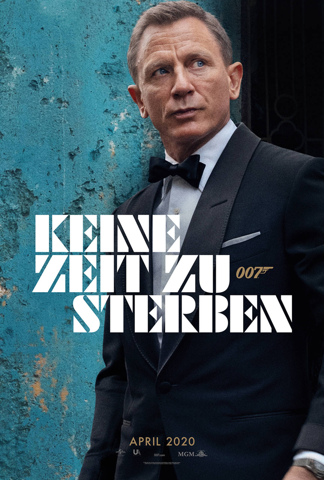 Neuer James Bond Darsteller 2021