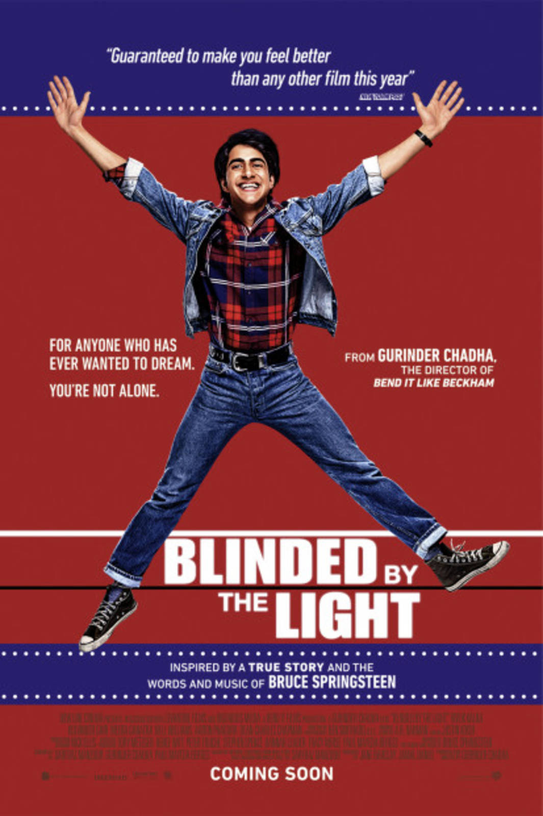 Movie Blinded By The Light Cineman