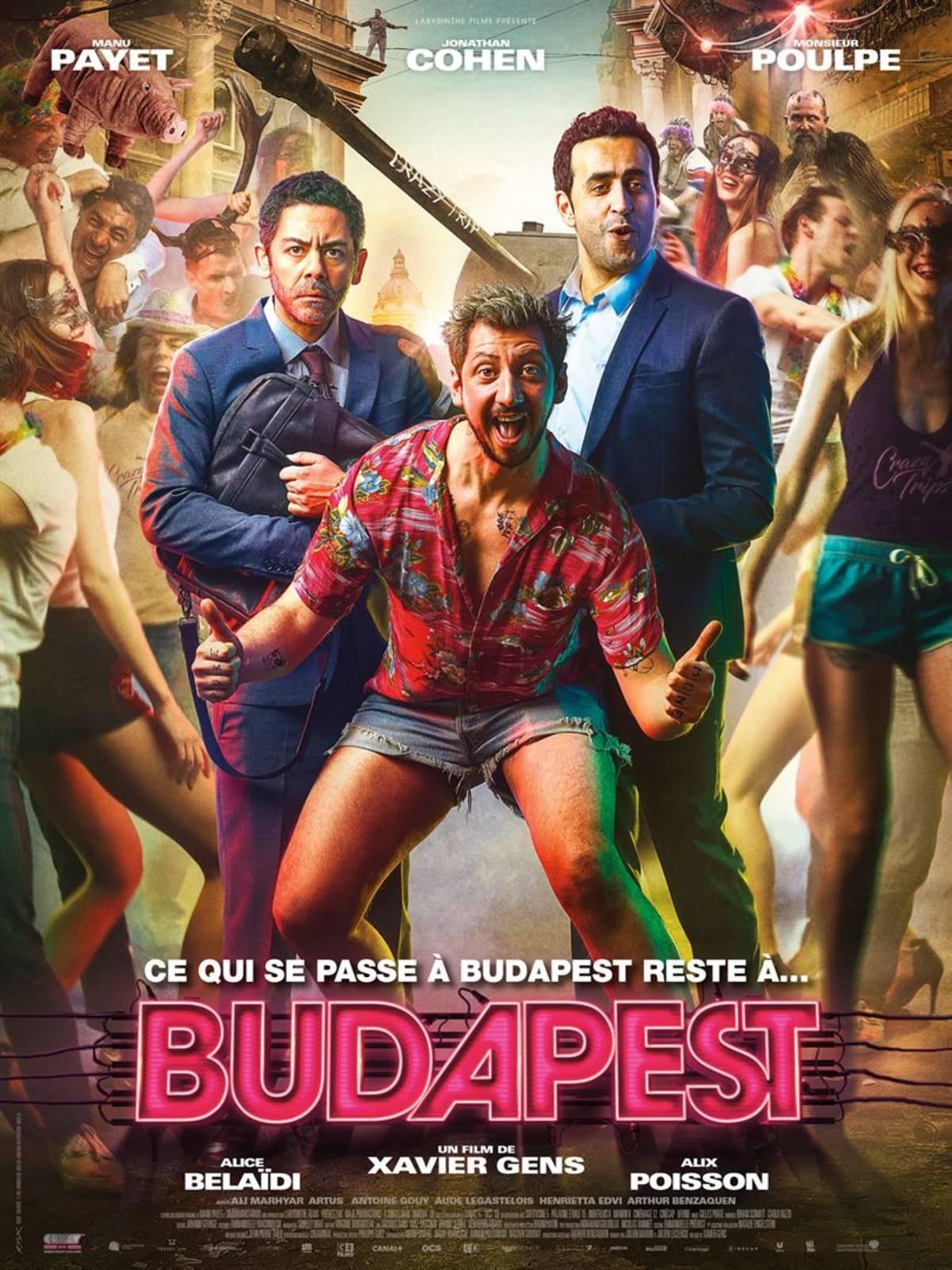 Budapest Film