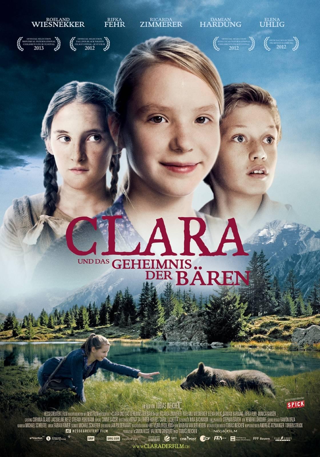 Clara Und Das Geheimnis Der Bären Wikipedia