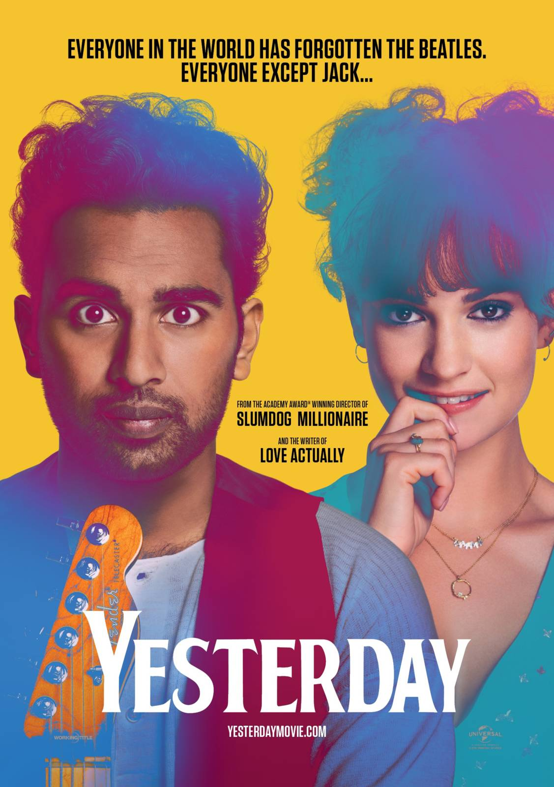 Image result for yesterday film