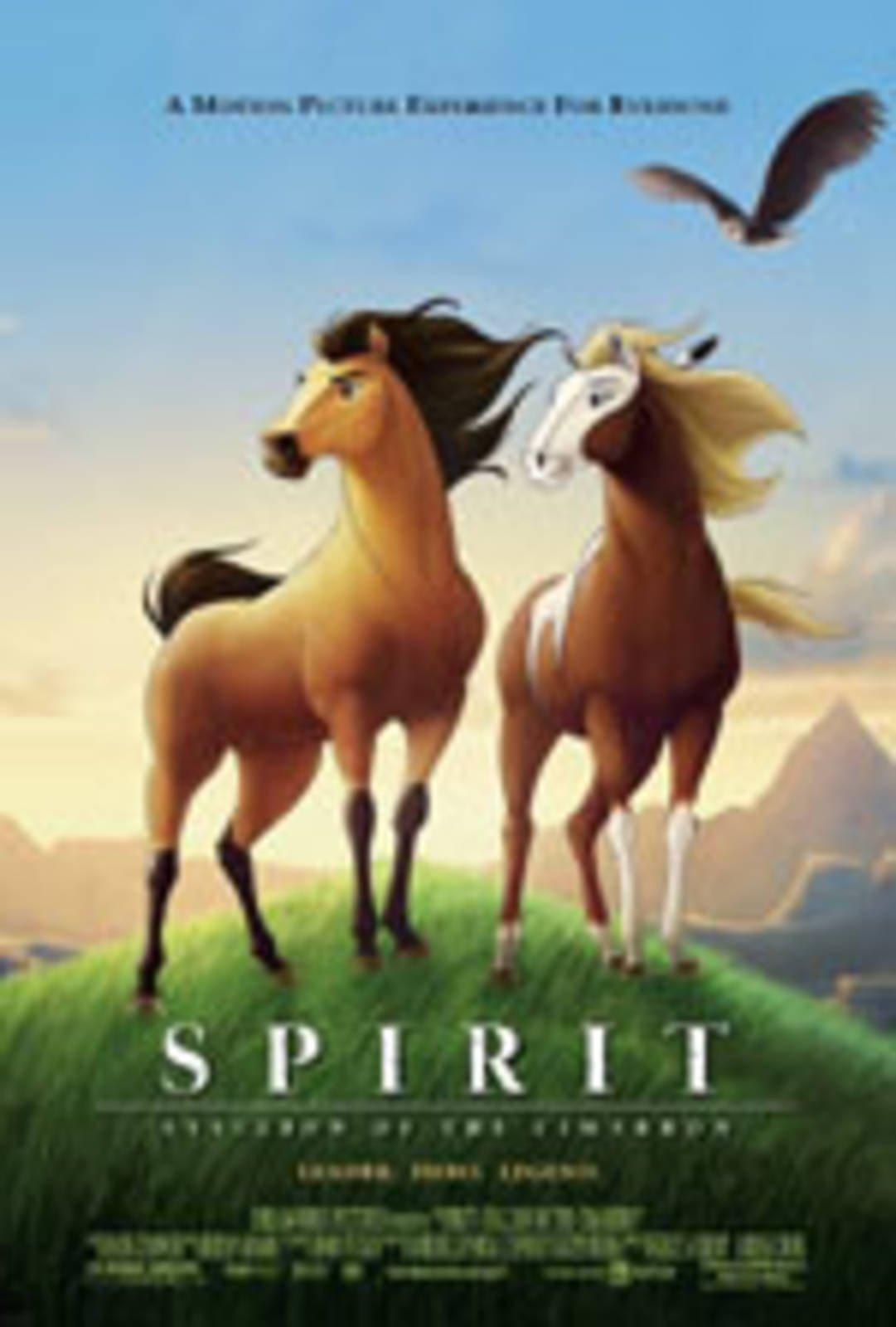 film spirit  der wilde mustang  cineman