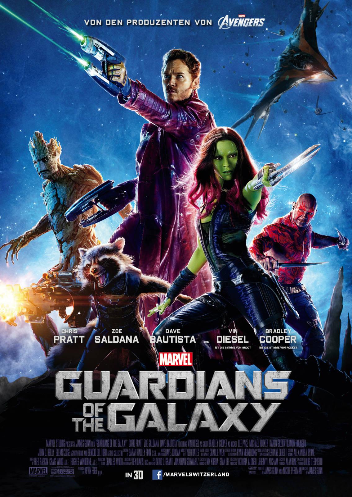 Filme Wie Guardians Of The Galaxy