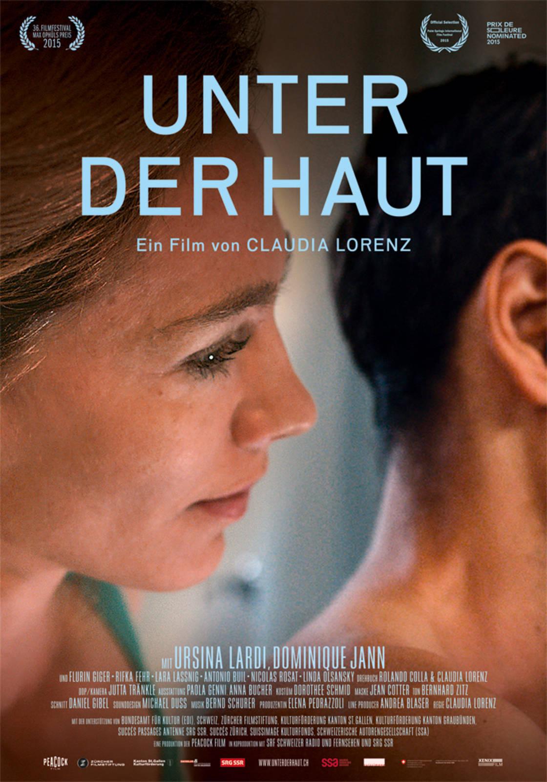 Film Unter der Haut - Cineman