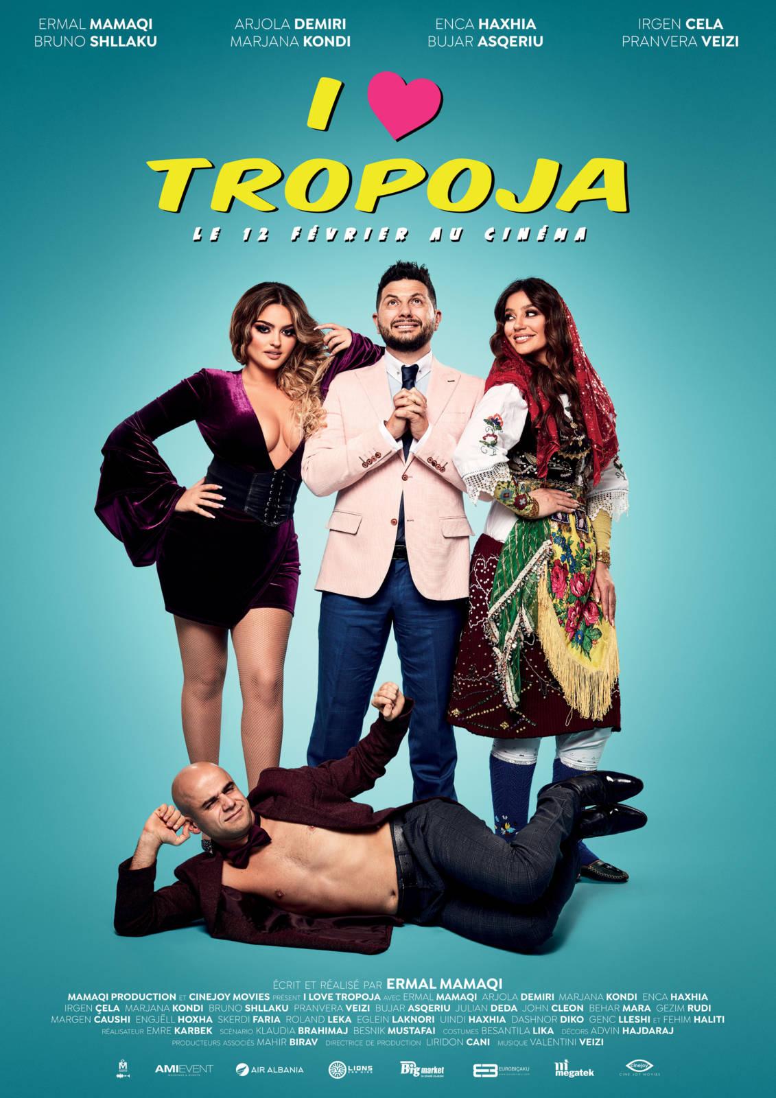 I Love Tropoja Stream